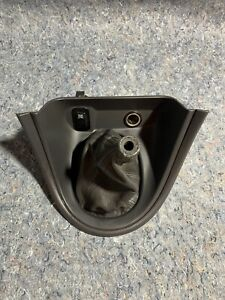 1999 Ford Mustang Cobra Shift Bezel Leather Boot