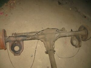 Rear Axle For Opel Gt 1968 73 1 9l Rear End Non Posi Differential More Parts
