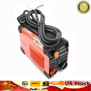 Welding Machine Set Handheld Mini Electric Welder For Machinery Manufacturing