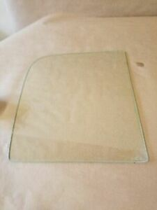 1942 1948 Ford Mercury Coupe Front Door Glass