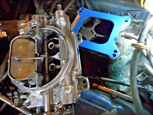 Rebuild Service Edelbrock Afb Carter Weber Carburetor Restored 90 Day Warranty