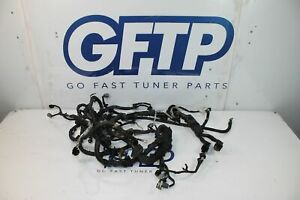 2012 Nissan Gtr R35 12 Engine Wiring Harness Wire Factory Stock Oem