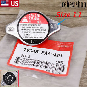 Cooling Radiator Cap 19045 Paa A01 For Honda Acura Cl Tl Accord Civic Size 1 1