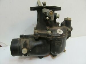 Nos Wo Box Antique Zenith Carburetor B2 10192a