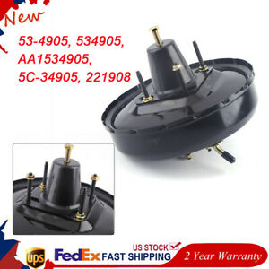 Power Brake Booster For Toyota Tacoma 53 4905 4 door 2001 2004 3 4l 2 7l 2003