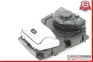 03 12 Mercedes R230 Sl500 Sl550 Convertible Top Roof Abc Mirror Control Switch