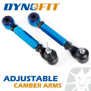 Upper Rear Camber Control Arms For Honda Pilot Acura Mdx Zdx Adjustable Kits Set