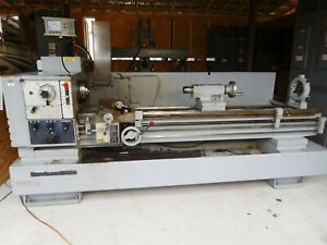 Harrison M400 60 Engine Lathe With Accurite Dro