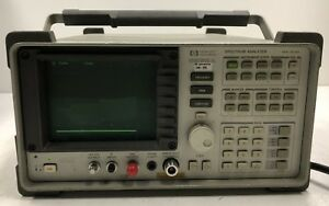 Hp 8562a Spectrum Analyzer 1 Khz 22 Ghz Hewlett Packard Laboratory
