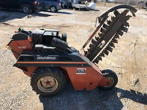 Walk Behind Trencher Ditch Witch 1620