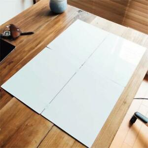 Butterfly White Board A4 Small Dry Erase W Marker Note Study Portable Scalable