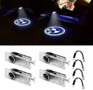 Car Door Led Logo Light Projector Ghost Shadow Welcome Lights For Bmw M 3 5 6 7