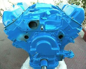 X Ford Thunderbird Fe 390 Fe390 6 4 Ltr 6 4 Ltr Engine Long Block 1966 66 Oem