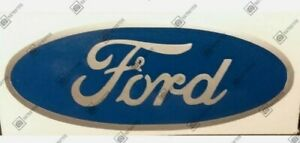 Ford Logo 3 5 X 9 Decal Sticker Emblem