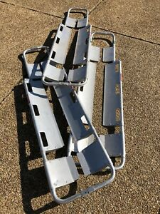 Ferno Metal Scoop Stretchers 8 65 L 17 W Used Vg Local Pickup Only Southaven