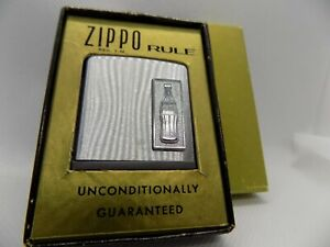 Zippo Rule Coca Cola Tape Measure MEGA RARE True Collectors Piece