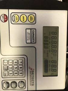 Digital Weight Cardinal Detecto 758c Scale Medical Healthcare Digital Scale