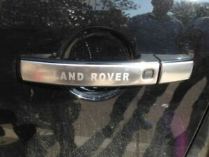 Chrome Door Handle Cover Trims With Smartkey Hole For Range Rover Sport 2005 13