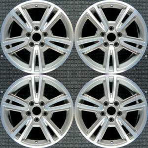 Set 2010 2011 2012 2013 2014 Ford Mustang Oem Factory 9r3z1007c Wheels Rims 3808