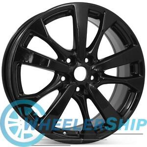 New 18 Alloy Replacement Wheel For Nissan Altima 2016 2017 2018 Rim 62720