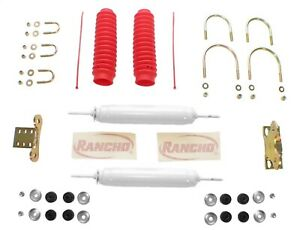Rancho Rs98501 Steering Stabilizer Dual Kit