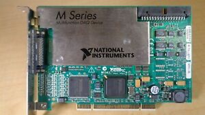 Used National Instruments M Series Multifunction Daq Pci Ni Pci 6251 Nice U4