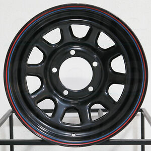 4 new 16 American Racing Ar767 Wheels 16x8 5x5 5 5x139 7 12 Black Red Blue Rims