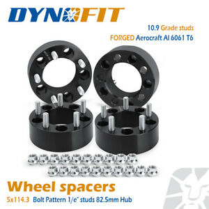 4x 2 Wheel Spacers 5x4 5 Fits Jeep Wrangler Tj Yj Xj Kj Kk Zj Mj 1 2 Stud