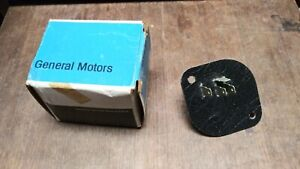 Nos Gm 65 70 Oldsmobile A C Heat Blower Motor Resistor 387519 442 Toronado
