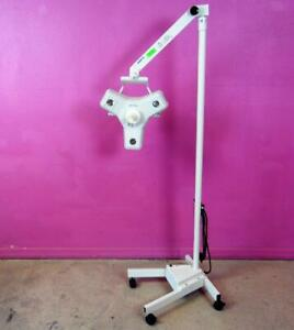 Burton Outpatient Ii Exam Light Head And Arm Surgical Procedure Floor Stand Lamp