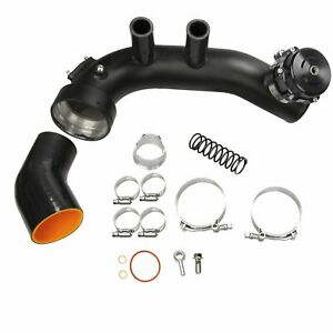 Charge Pipe Kit Tial Flange 50mm Bov For Bmw N54 E88 E90 E92 E93 135i 335i