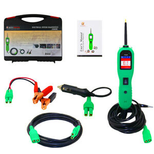 12v 24v Battery Power Probe Auto Circuit Tester Electrical System Power Tester