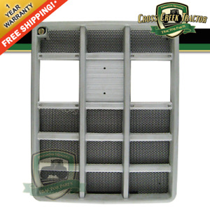 537496r1 New Grille With Screen For Case ih 354 364 454 464 574 674