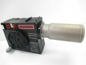 ch 6060 ch6060 Leister Hotwind Type S Hot Air Blower 380 440v used Tested