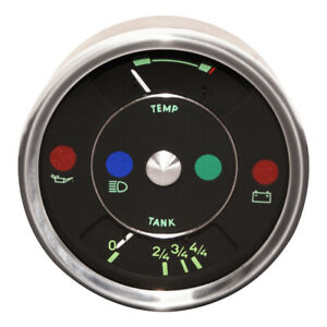 Vdo 356 Combination Oil Temperature And Fuel Level Gauge For Vw Dune Buggy Baj