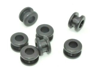 13mm Rubber Grommets 10mm Id Fits 13mm Hole 6mm Thick Materials