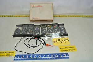 9 Biomation X10 Probes A High Voltage Scope Probe P n 0010 0020 With Free Ship
