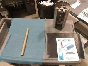 super Blue 2 Cylinder And Two Nets For A Heidelberg Qm 46 Printmaster