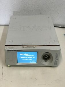 Stryker Pneumo Sure Xl High Flow Insufflator Screw Are Missing