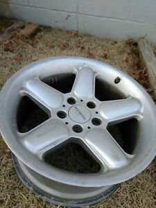 Rare Ac Schnitzer Type 2 Wheels From E36 M3