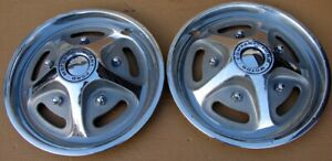 1970 1971 Ford Thunderbird Styled 15 Wheel Cover Hubcaps