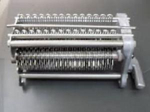 Biro Pro 9 Tenderizer Cradel Assy Complete With Combs And Lock Oem Ta3130