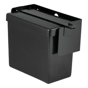 Curt 52090 Battery Case Plastic With Black Metal Bracket Replacement Universal