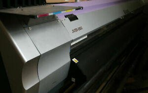 Mimaki Jv33 260 Solvent Printer New Head Dye Sublimation 104 Mutoh Roland Oce
