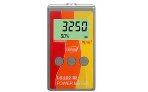 Solar Power Meter Ir Power Meter Infrared Radiation Luminance Ir Rejection