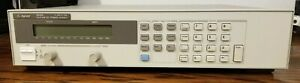 Agilent Dc Programmable Power Supply 6642a 0 20v New Conditon Gpib