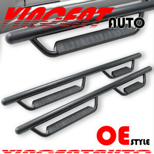 For 15 21 Colorado Canyon Extended Cab 3 Running Board Side Step Nerf Bar Bcc