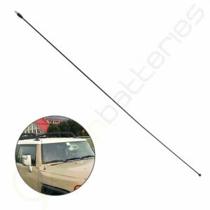 31 Black Stainless Am Fm Antenna Mast Fits 1998 2016 Toyota Sienna