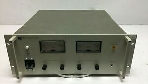 Hp agilent keysight 6268b Dc Power Supply 0 40v 30a Load Tested 115v Input