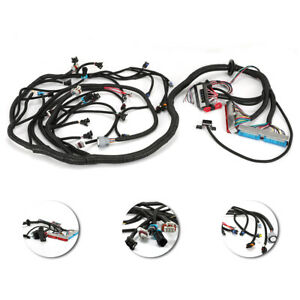 97 06 Drive By Cable Ls1 Standalone Wiring Harness W 4l60e 4 8 5 3 6 0
